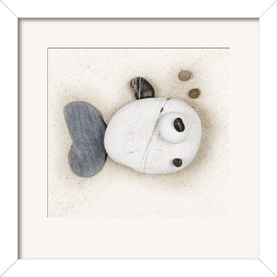 Art Group Stonefish II by Ian Winstanley Framed Photographic Print