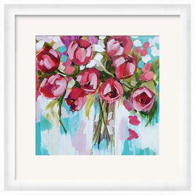 Art Group Tulip Splendour by Amanda J. Brooks Framed Art Print
