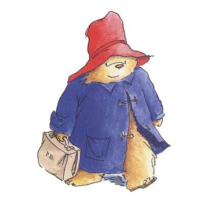 Art Group Paddington Bear Pb Canvas Wall Art