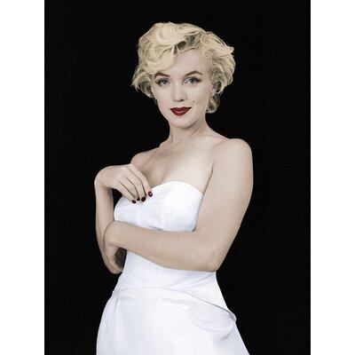 Art Group Marilyn Monroe Pose Canvas Wall Art