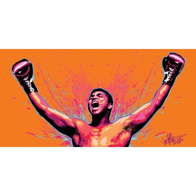 Art Group Muhammad Ali Loud And Proud - Petruccio Canvas Wall Art