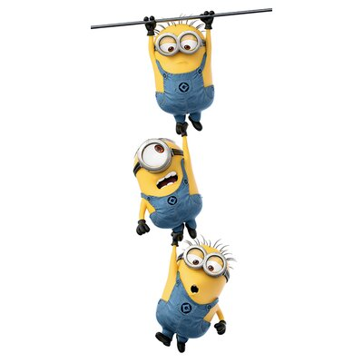 Art Group Despicable Me Hanging Canvas Wall Art