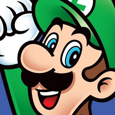 Art Group Super Mario Luigi Canvas Wall Art