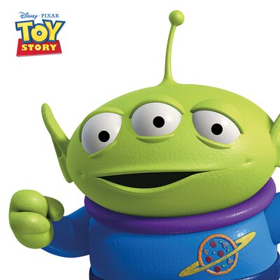 Art Group Toy Story Alien Canvas Wall Art