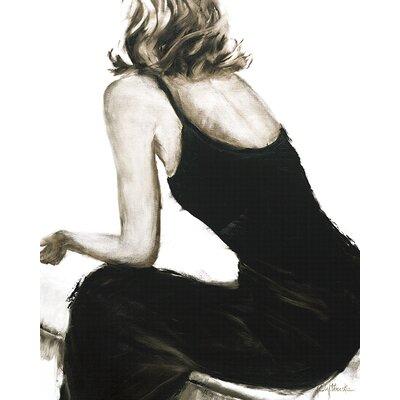 Art Group Little Black Dress II by Janel Eleftherakis Canvas Wall Art