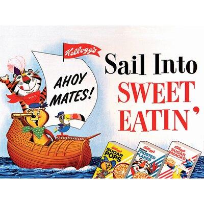 Art Group Kellogg's Sail Into Sweet Eatin' Canvas Wall Art