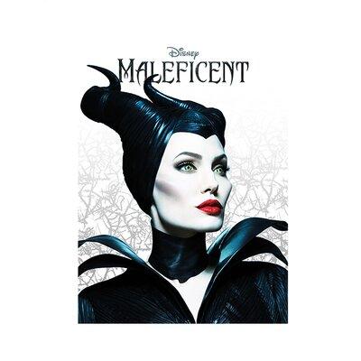 Art Group Maleficent Pose Vintage Advertisement