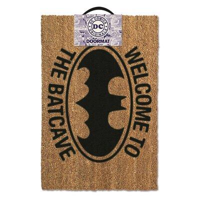 Art Group Batman Welcome to the Batcave Doormat