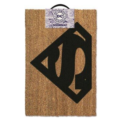 Art Group Superman Logo Doormat