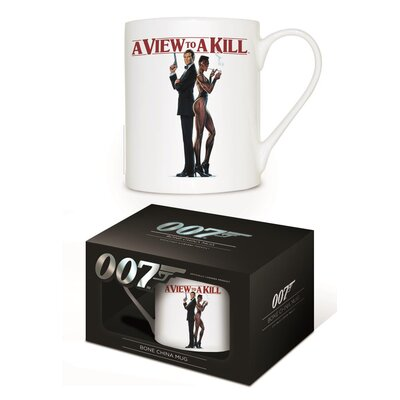 Art Group James Bond View to a Kill Mug