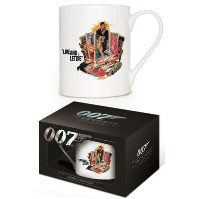 Art Group James Bond Live and Let Die Mug