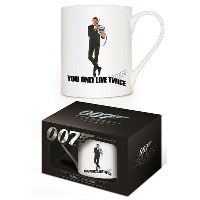 Art Group James Bond You Only Live Twice Mug