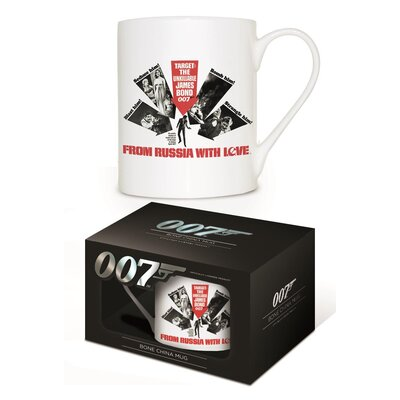 Art Group James Bond From Russia with Love Mug