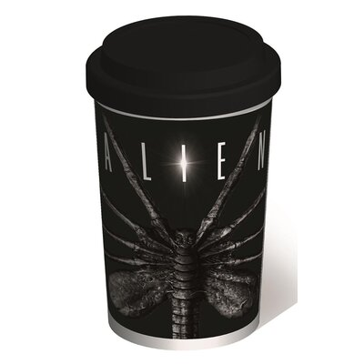 Art Group Alienface Hugger Travel Mug
