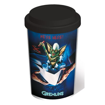 Art Group Gremlins One-Sheet Stripe Mug
