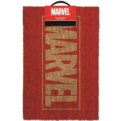 Art Group Marvel Logo Doormat