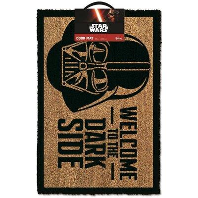 Art Group Star Wars Welcome to the Darkside Doormat