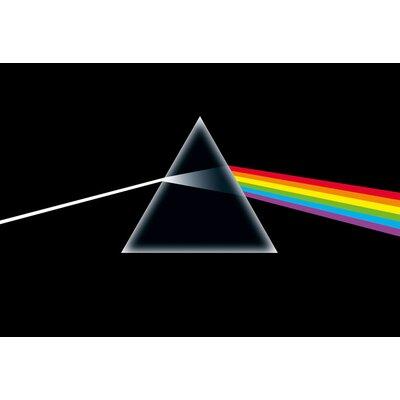 Art Group Pink Floyd - Dark Side of The Moon Canvas Wall Art