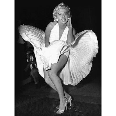 Art Group Marilyn Monroe - Seven Year Itch Canvas Wall Art