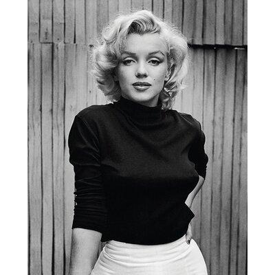 Art Group Time Life - Marilyn Monroe Canvas Wall Art