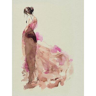 Art Group Louise Nisbet - Gabriella Canvas Wall Art