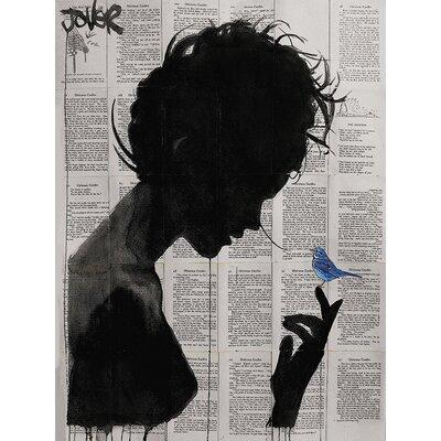 Art Group Loui Jover - Poetica Canvas Wall Art