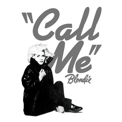 Art Group Blondie - Call Me Canvas Wall Art