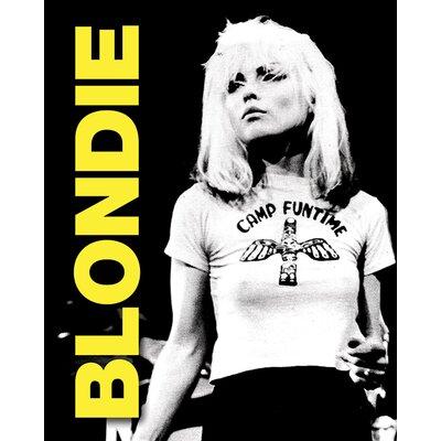 Art Group Blondie - Live Canvas Wall Art