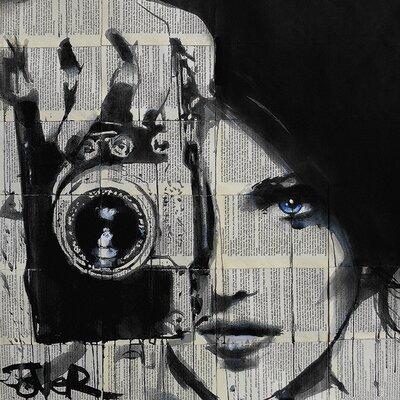 Art Group Loui Jover - Focus Canvas Wall Art