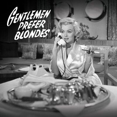 Art Group Marilyn Monroe - Phone Vintage Advertisement Canvas Wall Art