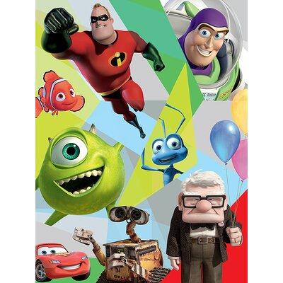 Art Group Pixar - Characters Canvas Wall Art