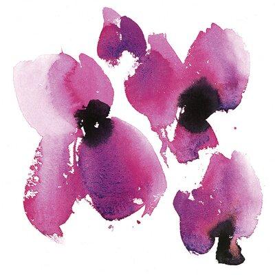 Art Group David Ross - Paeoniflorum Canvas Wall Art