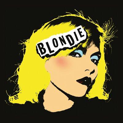 Art Group Blondie - Punk Canvas Wall Art