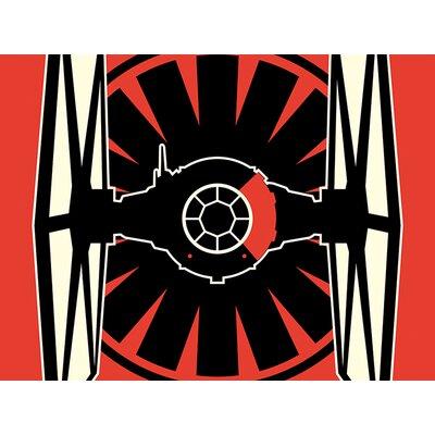 Art Group Star Wars Episode VII - Tie Fighter Pop Canvas Wall Art