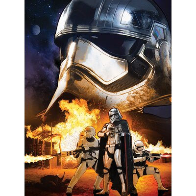Art Group Star Wars Episode VII - Captain Phasma Canvas Wall Art