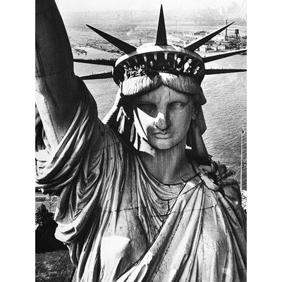 Art Group Time Life - Statue of Liberty Canvas Wall Art