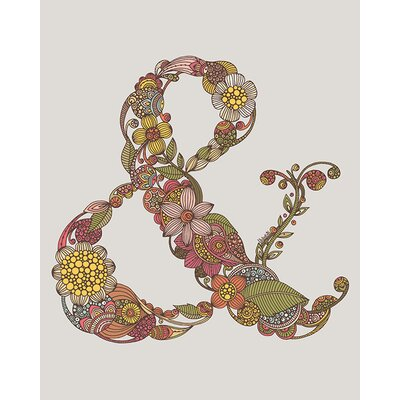 Art Group Valentina Ramos - Ampersand Canvas Wall Art