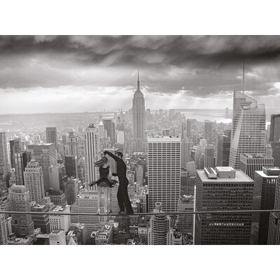 Art Group Fearless Passion - Thomas Barbey Canvas Wall Art