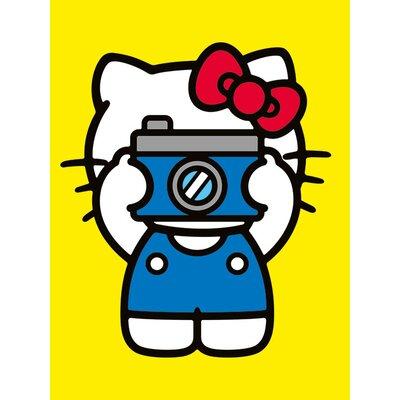 Art Group Hello Kitty - Smile Canvas Wall Art