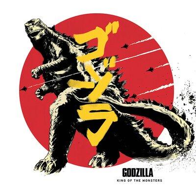 Art Group Godzilla - King of the Monsters Canvas Wall Art