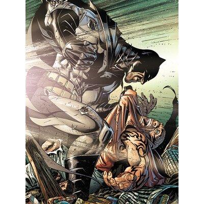 Art Group Batman - Interrogate Canvas Wall Art