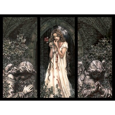 Art Group Victoria Frances - Triptych Canvas Wall Art