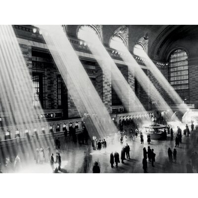 Art Group Grand Central Station Canvas Wall Art