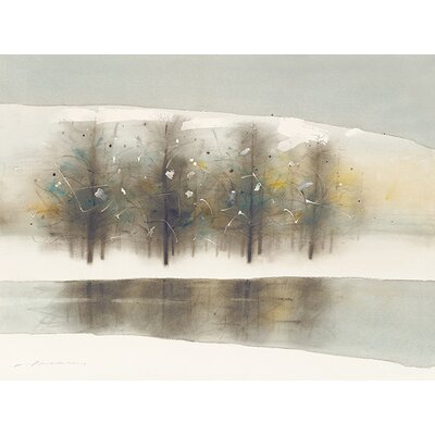 Art Group Law Wai Hin - Reflections Canvas Wall Art