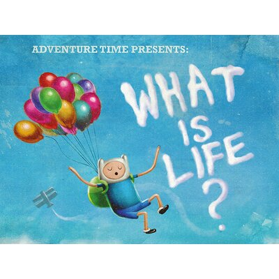 Art Group What Is Life Canvas Wall Art