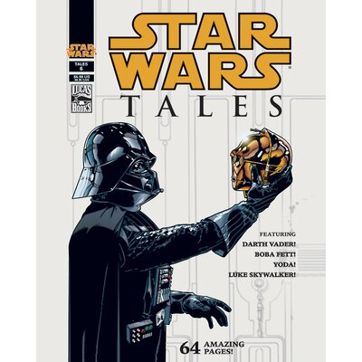 Art Group Star Wars - Tales Vintage Advertisement Canvas Wall Art