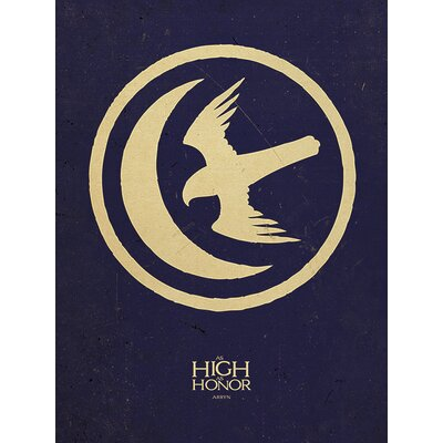 Art Group Game of Thrones - Arryn Canvas Wall Art