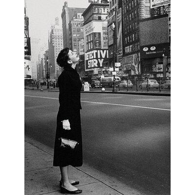 Art Group Audrey Hepburn - Broadway - Time Life Canvas Wall Art
