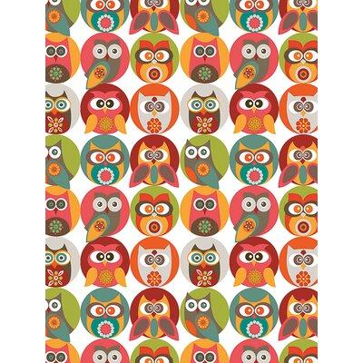 Art Group D - Owls Family Valentina Ramos Canvas Wall Art
