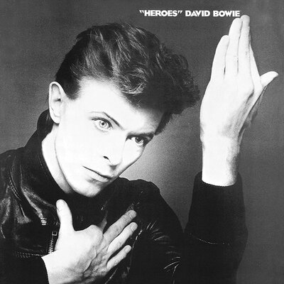 Art Group David Bowie - Heroes Canvas Wall Art